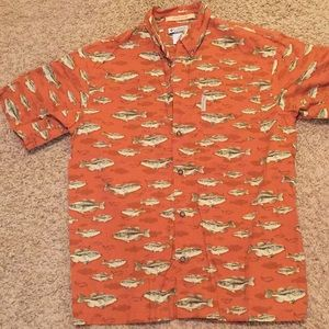 Mens 👕COLUMBIA Casual Shirt-EUC
